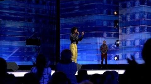 America's Got Talent 2015 S10E03 Sharon Irving Brings the House Down with Her Soulful Singing