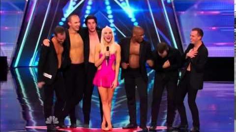 America's Got Talent 2014 Successful Auditions 4 2