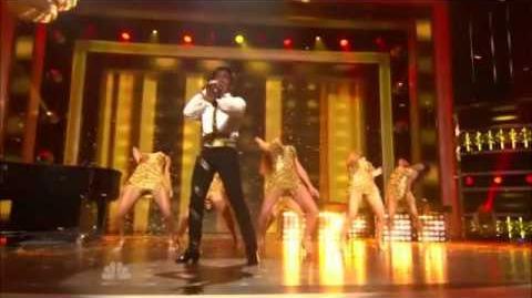 Dezmond Meeks - America's Got Talent - Hollywood Live