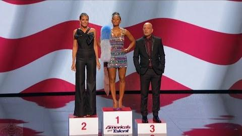 America's Got Talent 2016 Live Shows Round 3 Results Ranked Out with Simon Cowell S11E17