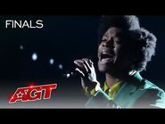 """Jimmie Herrod Sings a BREATHTAKING Cover of """"What A Wonderful World"""" - America's Got Talent 2021"""