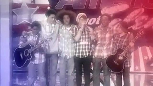 The_Bands_~_America's_Got_Talent_2011,_Vegas_Week_day_1