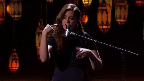 America's Got Talent 2017 Mandy Harvey Performance & Comments Semi-Finals S12E21