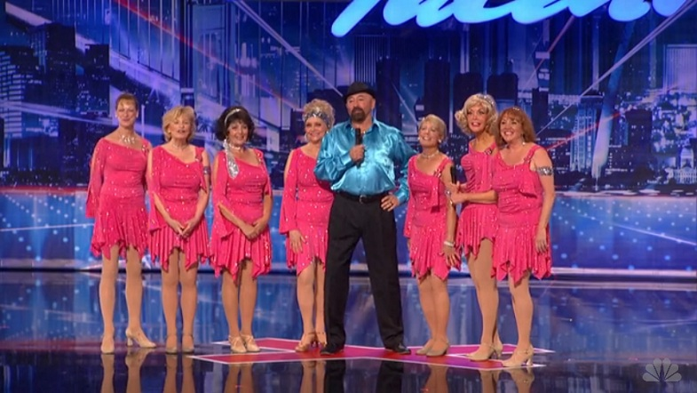 Chuck and the Dazzling Dames