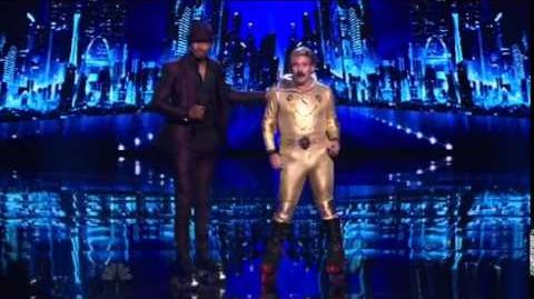 America's Got Talent 2014 Quarterfinal 2 Juan Carlos