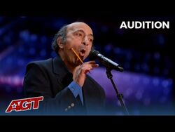 Danny Dechi- The Guy That Plays Music With A... Pencil? America's Got Talent