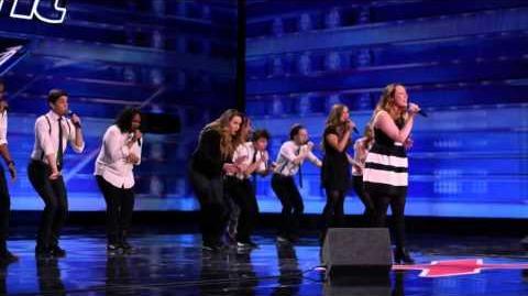 America's Got Talent 2015 S10E03 Quick Clips