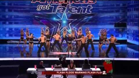 America's Got Talent 2015 The Move Auditions 7