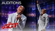 Wrongly-Incarcerated Singer Archie Williams Delivers Unforgettable Song - America's Got Talent 2020-0