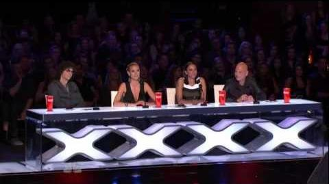 America's Got Talent 2015 Samantha Johnson Auditions 6