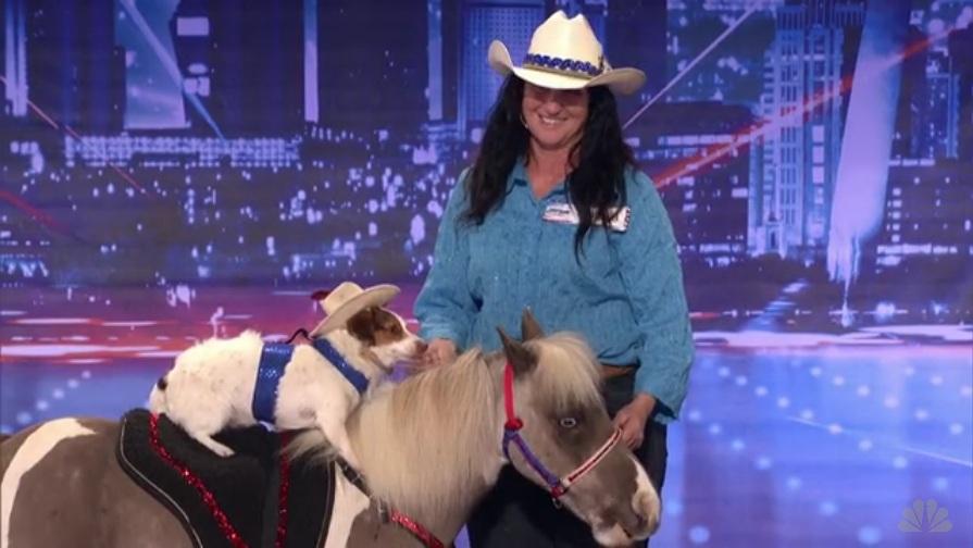 Annie Oakley's Wild West Show