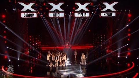 America's Got Talent 2016 Live Shows Round 1 Results Part 1 S11E13