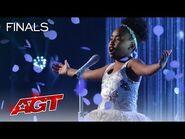 "Victory Brinker Sings a BEAUTIFUL Performance of ""O Mio Babbino Caro"" - America's Got Talent 2021"
