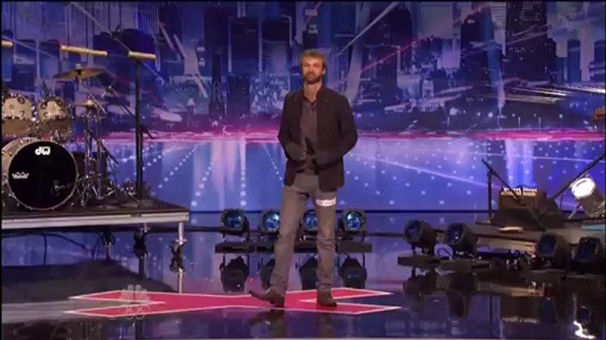 William_Close_~_America's_Got_Talent_2012,_Auditions_LA
