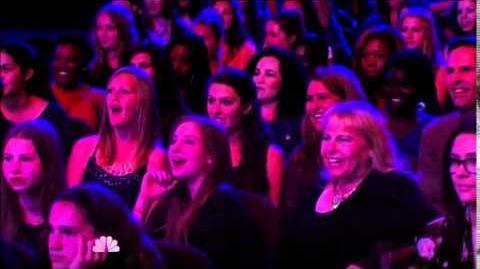 America's Got Talent 2014 Rachel Butera Auditions 4