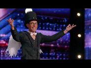 America's Got Talent 2021 Alexander Ostrovski Full Performance Auditions Week 6 S16E06