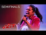 """Brooke Simpson Sings a POWERFUL Cover of """"Bad Habits"""" by Ed Sheeran - America's Got Talent 2021"""