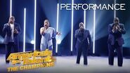 """Military Members Voices of Service Sing """"Brother"""" by Kodaline - America's Got Talent The Champions"""