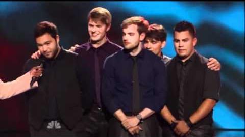 Q1 Results ~ America's Got Talent 2011 LIVE (p5)-0