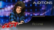 Talented Kid Jacob Velazquez Wows America With an Original Song - America's Got Talent 2020