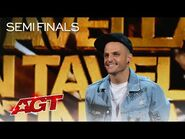 Magician Dustin Tavella Delivers an Amazing Reveal Using a Judge's X - America's Got Talent 2021