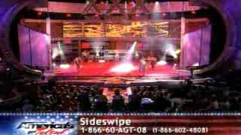 Sideswipe Semifinals - America's Got Talent
