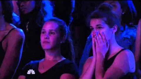 America's Got Talent 2015 Scott Heierman Judges Cuts Week 2
