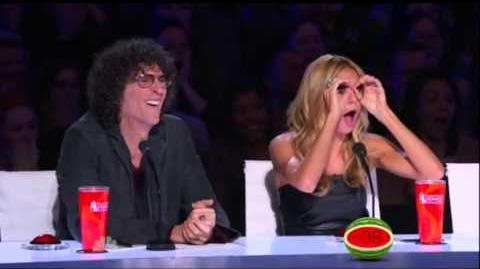 America's Got Talent 2015 Trizzie D Auditions 6