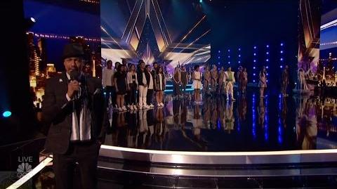 America's Got Talent 2016 3 Dunkin Save Acts That Placed 6, 7 & 8 Live Shows S11E13