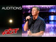 Matt Mauser Brings a Heartbreaking Story and an Emotional Performance - America's Got Talent 2021