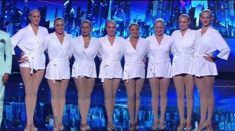 Aquanuts - America's Got Talent 2013 Season 8 - Radio City Music Hall