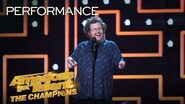 Ryan Niemiller's Funny Stand-Up Will Make You Laugh Out Loud! - America's Got Talent The Champions