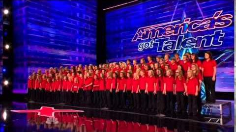 America's Got Talent 2014 One Voice Children's Choir Auditions 5