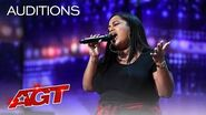 Singer Shaquira McGrath Follows Her Dreams With This Country Hit - America's Got Talent 2020