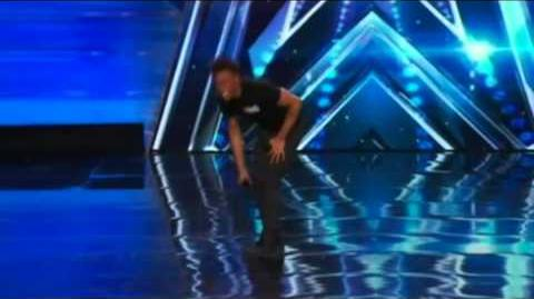 America's Got Talent 2015 Adonis Crash Boom Auditions 1