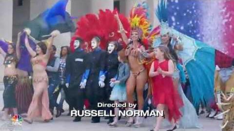 America's Got Talent 2017 Season 12 Episode 3 Intro Full S12E03