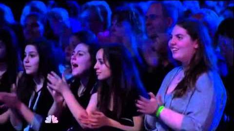 America's Got Talent 2015 Los Angeles Children's Orchestra Cuts Weeks 1