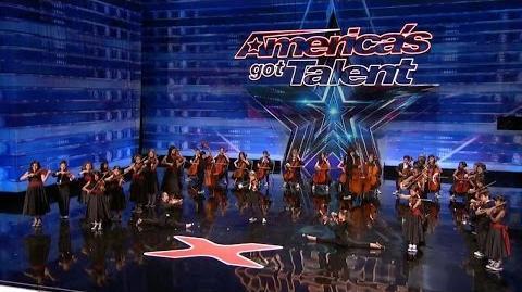 America's Got Talent 2015 S10E03 Los Angeles Childrens Orchestra