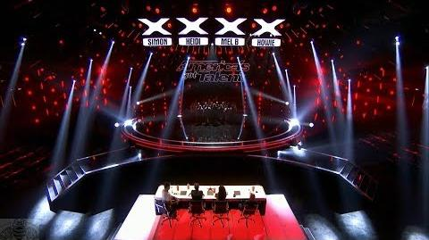 America's Got Talent 2017 Who Makes It to the Live Shows Judge Cuts Winners Part 2 S12E10