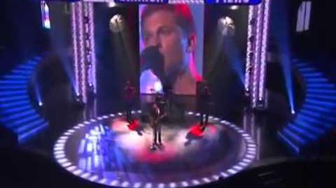 Drew Stevyns America's Got Talent Video