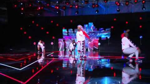 America's Got Talent S09E09 Semi-Final Dance Troupes Acts Tic and Tac Entertainment