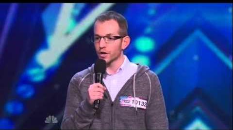 America's Got Talent 2015 Gary Vider Auditions 6