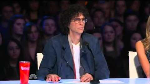 America's Got Talent 2015 Red Rum Auditions 2