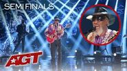 """WOW! 65-Year-Old Robert Finley Sings Original, """"Age Don't Mean A Thing"""" - America's Got Talent 2019"""