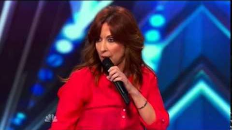 America's Got Talent 2014 Jodi Miller Auditions 3