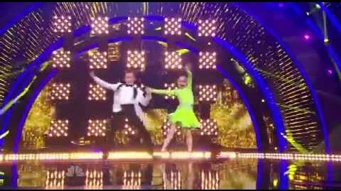 Ruby and Jonas - America's Got Talent 2013 Season 8 - Radio City Music Hall FULL