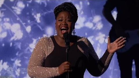 America's Got Talent 2016 Moya Angela Fantastic Singer Live Shows Round 2 S11E14