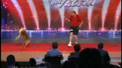 American_Got_Talent_S3_Paul_West_and_Tucker_the_Dog