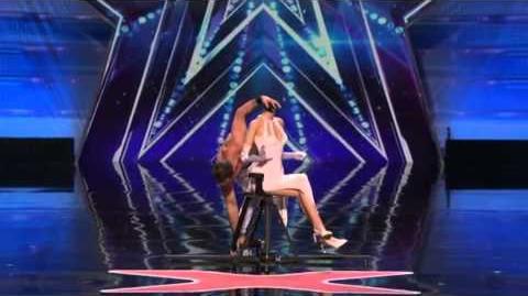America's Got Talent 2015 Oleksiy Mogylnyy Auditions 5
