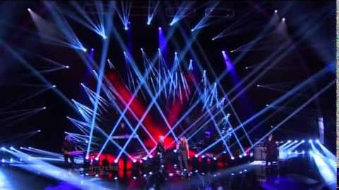 America's Got Talent 2014 Emily West & Cyndi Lauper Grand Final